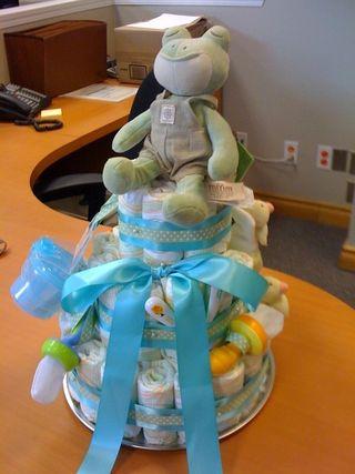 Diaper cake2