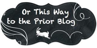 Previous blog