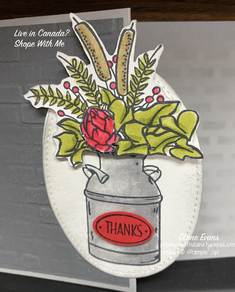 Diane Evans Country Home Stampin' Up!®3