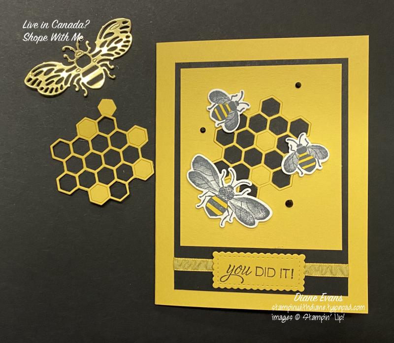 Diane Evans Honey Bee Stampin' Up!®