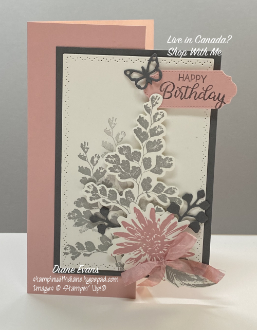 Diane Evans Positive Thoughts Stampin' Up!®