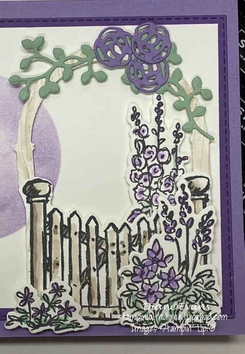 Stampin With Diane Graces Garden Stampin' Up3