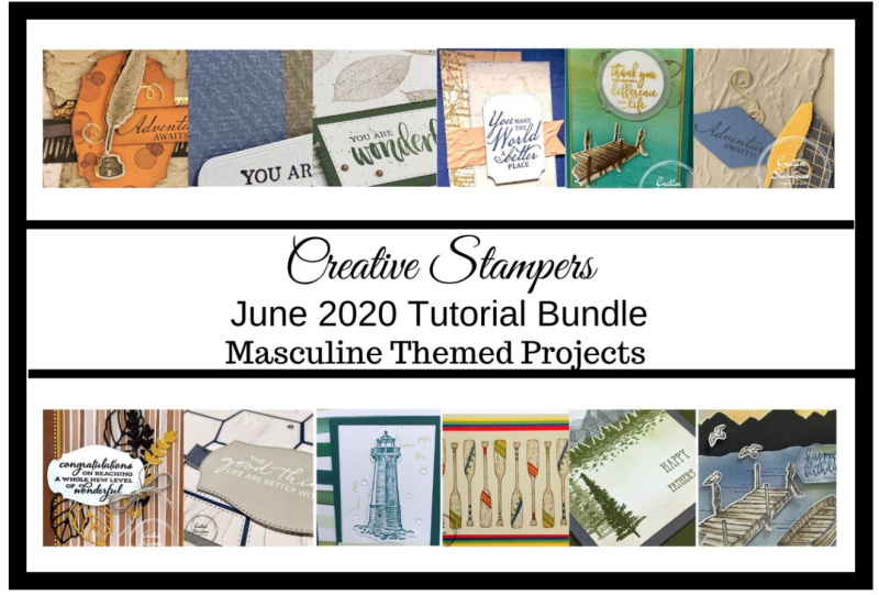 Creative Stapmers June 2020