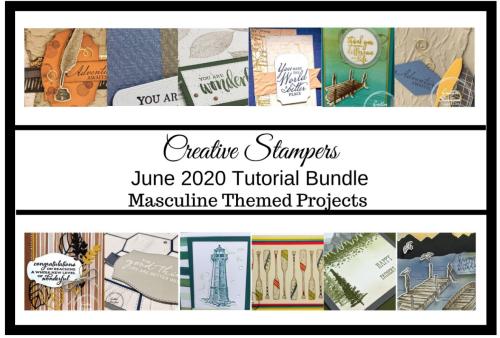 Creative Stapmers June 2020