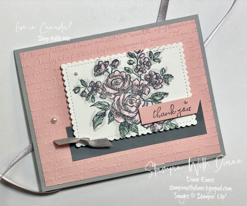 Fancy Phrases SU 2 Stampin With Diane Evans