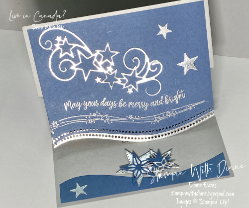 Curvy Christmas Stampin Up Stampin With Diane Evans