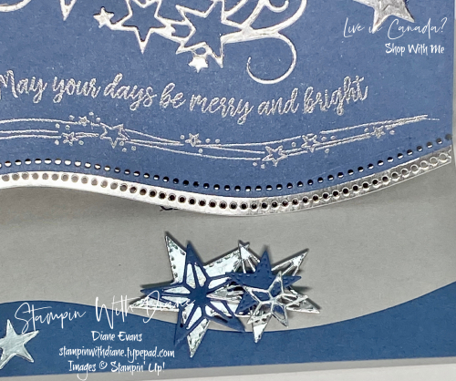 Curvy Christmas Stampin' Up! Stampin With Diane Evans2