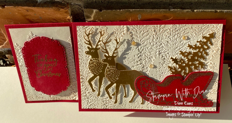 Wishes and Wonder SU Stampin With Diane Evans 5