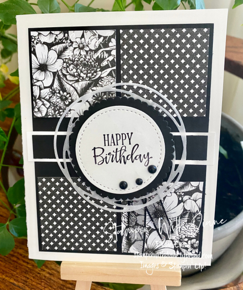 True Love DSP Stampin' Up! Stampin With Diane Evans