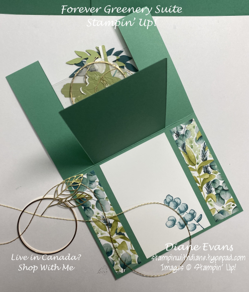 Stampin With Diane Forever Greenery SU1