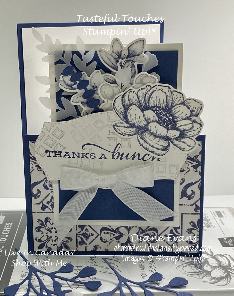 Stampin With Diane In Good Taste SU!