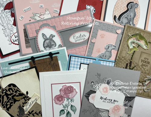 Stampin With Diane Some of My Favorite Things