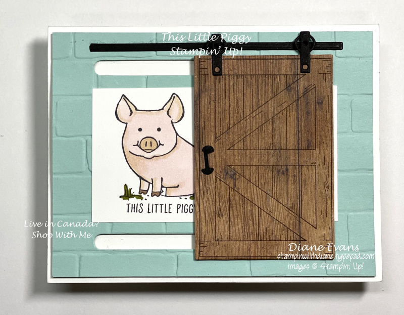 Stampin With Diarn