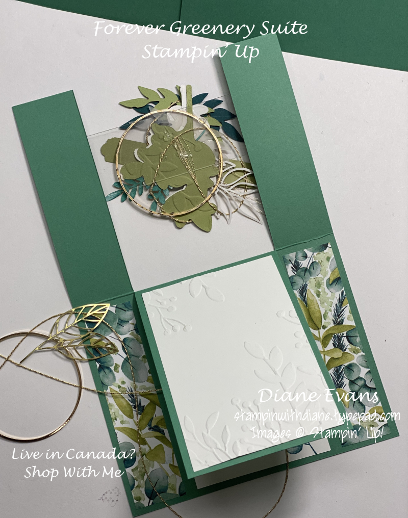 Stampin With Diane Forever Greenery SU@