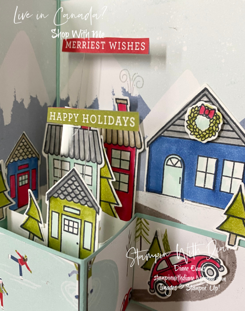 Coming Home Stampin' Up! Stampin With Diane Evans