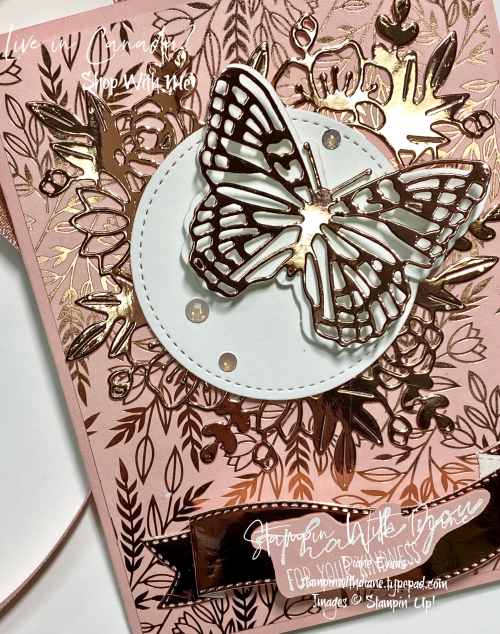 Love you Always Stampin' Up!® 7 Stampin With Diane Evans