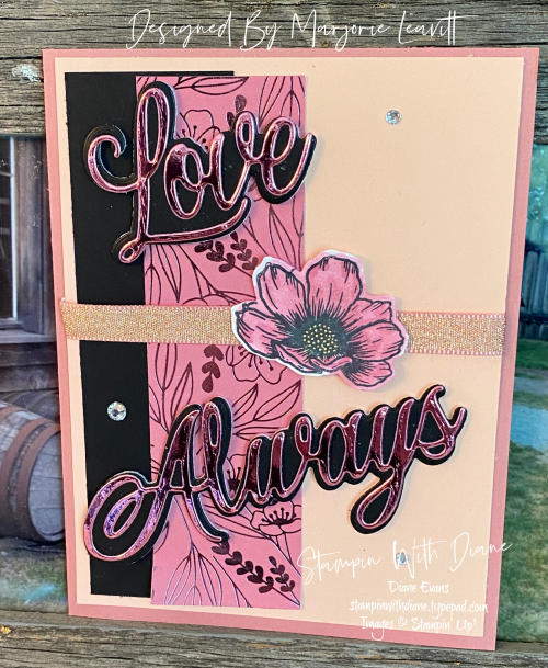 Forever And Always Stampin' Up Stampin With Diane Evans T
