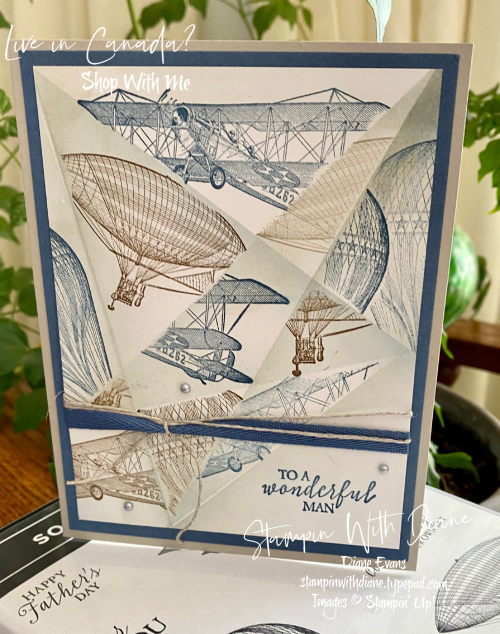 Soar Confidently Stampin' Up! Stampin With Diane Evans