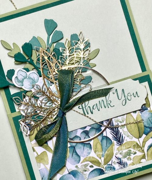 Forever Fern Stampin' Up! Stampin With Diane Evans