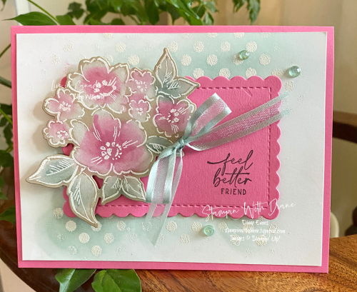 Hand Penned Stampin Up  Stampin With Diane