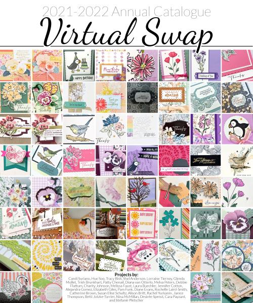 2021 Annual Catalogue Virtual Swap Grid