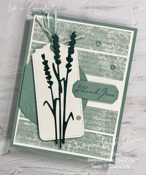 Harvest Meadow Stampin Up Stampin With Diane Evans
