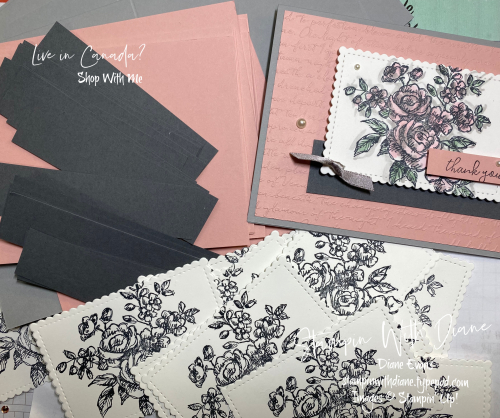 Fancy Phrases SU 3 Stampin With Diane Evans