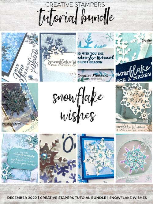 December Snowflake Splendor