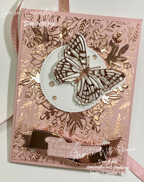 Love You Alwasy Stampin' Up! Stampin with Diane Evans