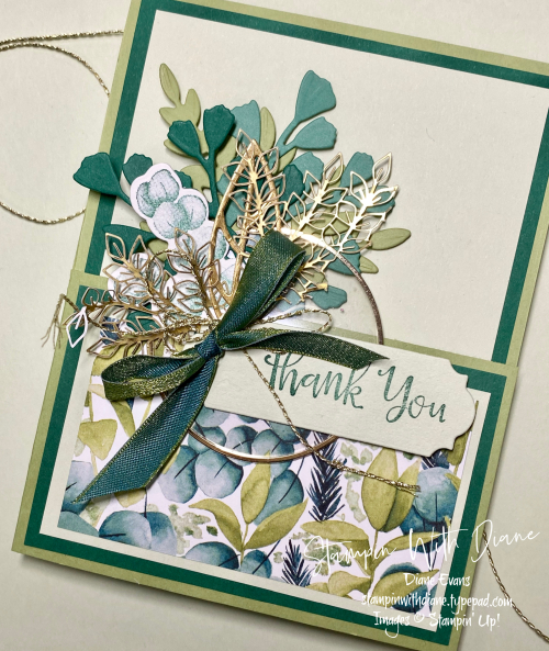 Forever Fern Stampin Up! Stampin With Diane Evans
