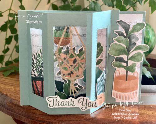 Plentiful Plants 1 stampin Up Stampin With Diane Evans