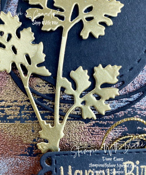Embossing Techniques Stampin Up Stampin With Diane Evans